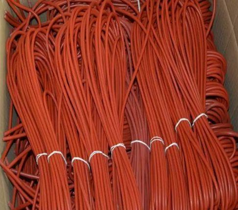 矽膠電熱線