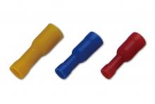 子彈型公母端連接器